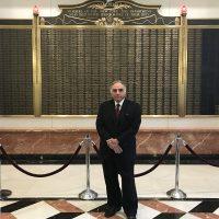 Mr.Steve Gold, Managing Director, Steel Standing Memorial Foundation