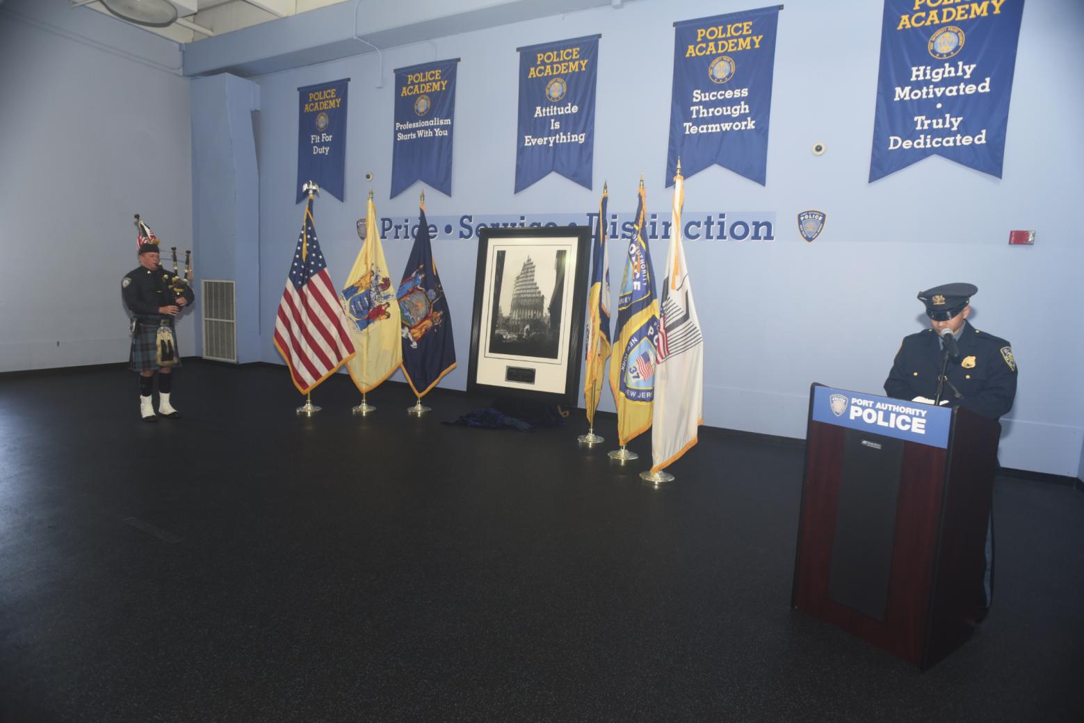 Photo Gallery   Steel Standing Memorial Foundation